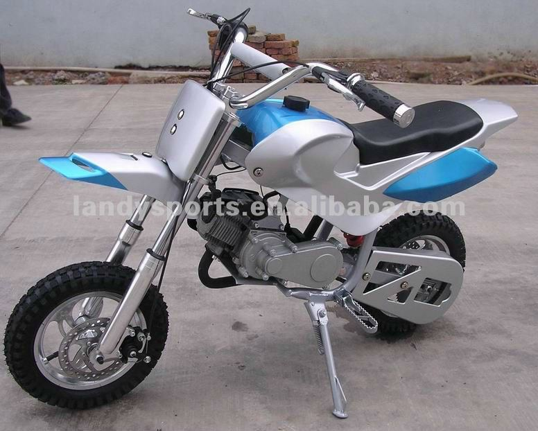 2 stroke 49cc mini dirt bike with big wheel new KTM style (LD-DB204)