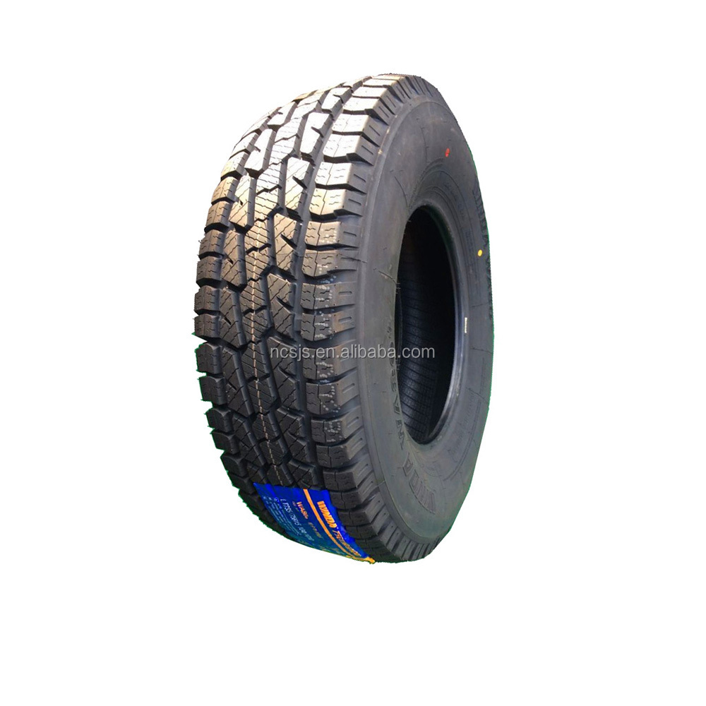 Light truck with container off road and best chinese brand winter tire