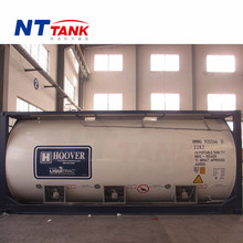 Best quality stainless steel land sea tank containers for sale