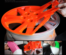 Peelable Colourful plastic Dip rubber spray paint