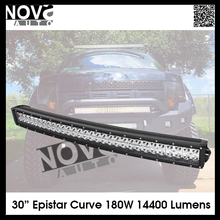 Worklight 30inch 180W Led Light Bar IP68 Led Motorcycle Headlight