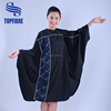 A10022 Hair cutting cape made of soft polyester material beauty hairdressing Salon Gowns