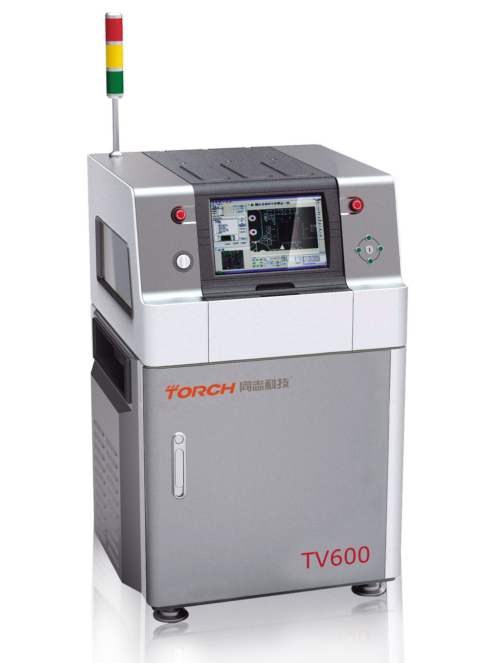 Automatic optical inspection / SMT Optical Inspection Machine / SMT AOI System TV600 (Torch)