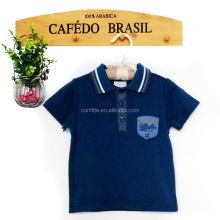 Customed color kid <span class=keywords><strong>polo</strong></span> camiseta <span class=keywords><strong>polo</strong></span> del muchacho camiseta <span class=keywords><strong>ropa</strong></span> del cabrito al por mayor