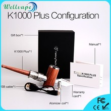 Newest patent product Kamry K1000 plus pipe style vaporizer smoking japan electronics
