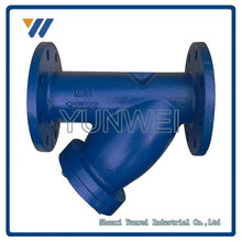 API6D API WCB Carbon Steel Y Strainer for Water with Factory Price