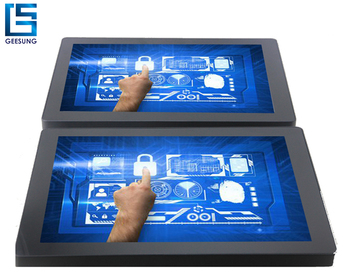 CE approved 15 inch touch monitor/pcap touch monitor hot selling