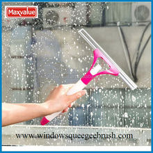 car spray silicon glass window cleaner squeegee