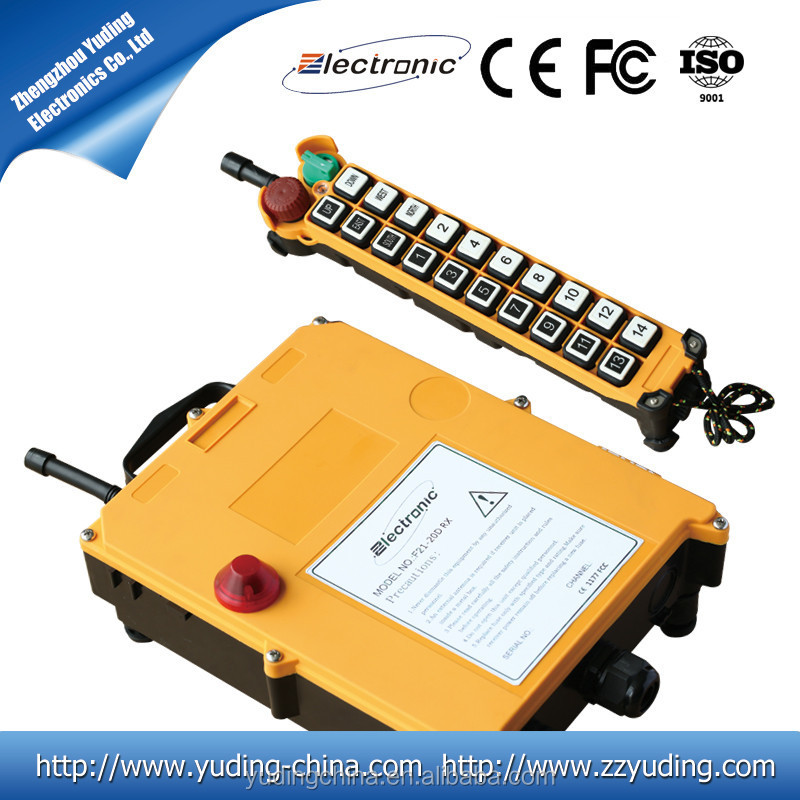 F21 20d Electric Chain Hoist Wireless Motor Controller