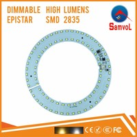 dimmable 2700k 6500k AC input directly led module for ceiling light