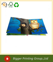 Top 10 digital printing company children pop-up book kids picture story book printing