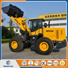 chinese heavy earth moving machinery front end wheel loader for sale