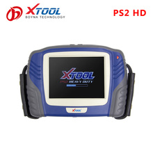 Obd heavy truck scanner Reading engine codes XTOOL PS2 for DAF truck diagnostic equipment