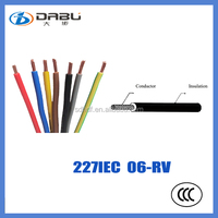 227IEC01(BV)227IEC06(RV )power cable /electrical wire