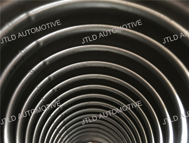 Stainless Steel Flexible Exhaust Seamless Pipe,Flexible tube