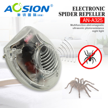 Ultrasonic Pest Repeller Electronic Spider Reject