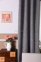 hot sale design 100% polyester Flame Retardant Blackout Hotel Curtains/ Drapery window curtains