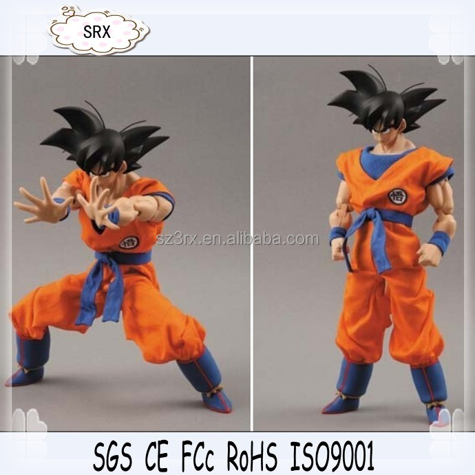 factory direct manufacturer dragon ball z action figures toys/Baby safety cartoon movie dragon ball/dragon ball custom make