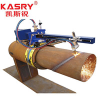 portable pipe cnc cutting machine used in natural gas pipelines KR-XB