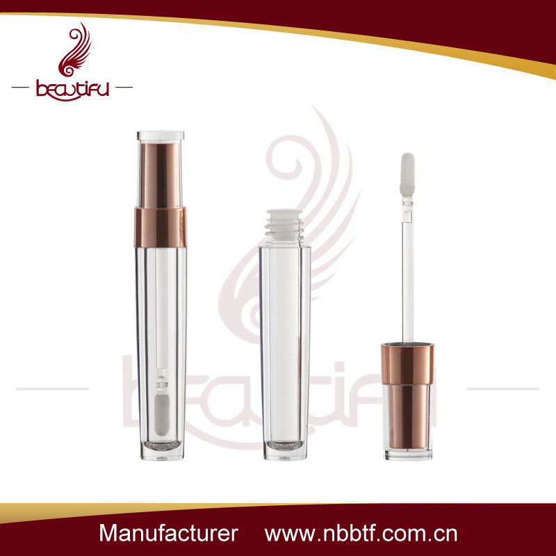 red sexy lip gloss tube , china goods wholesale