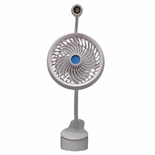 2017 new summer mini fan student dormitory learning lighting desktop fan clip fan