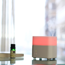 Lm-005 120ML 7 Colors Led Lights Aromatherapy Mist Maker Ultrasonic Humidifier Air Purifier Essential Oil Aroma Diffuser