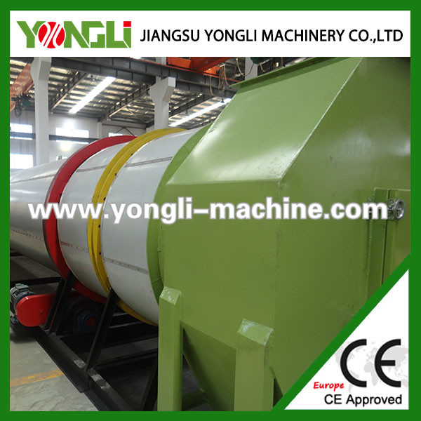 eco-friendly bulked powder biomass dryer with CE certificate
