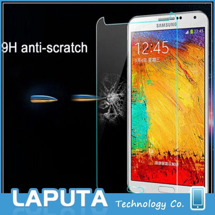 Top Grade Sinva Screen Protector for Samsung Galaxy S5 i9600 Tempered Glass Screen Protector Manufacture