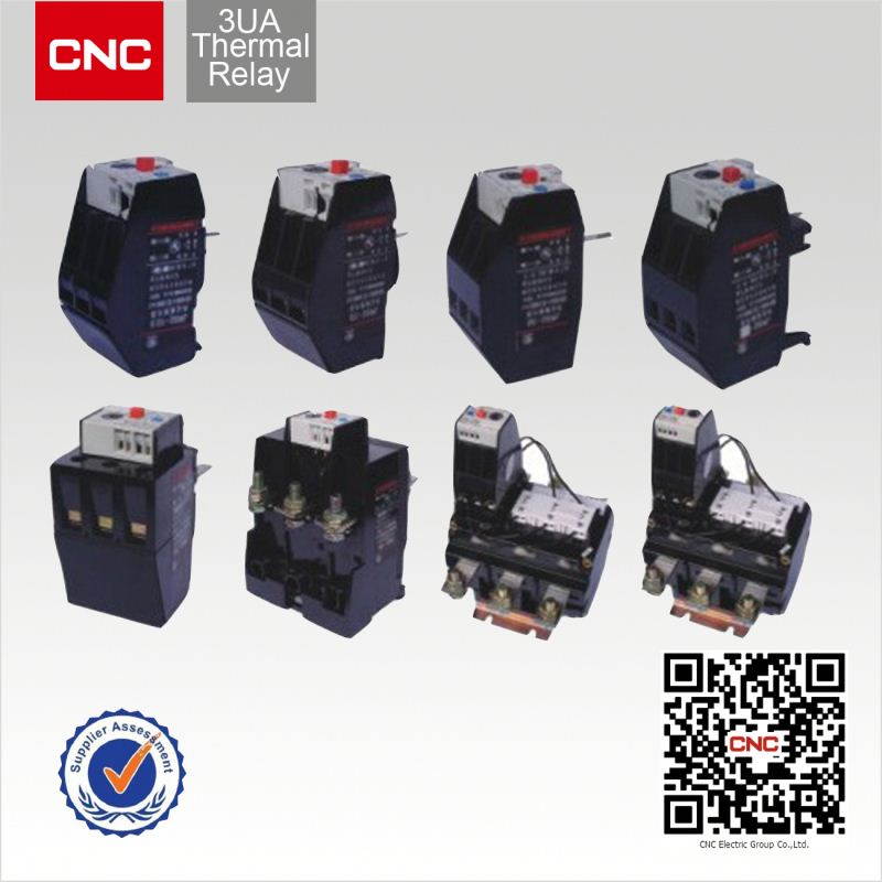 CNC Electric 3UA floatless level switch relay