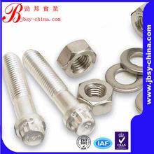 Stainless steel 50mm diameter steel bolt