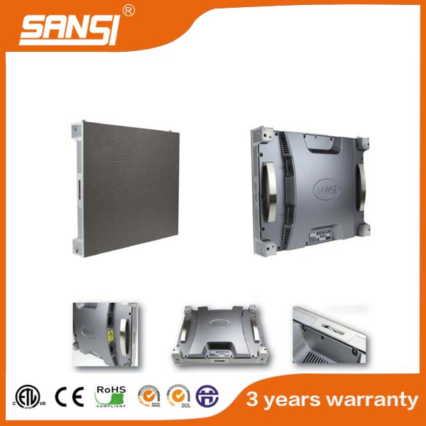SANSI stable performance led outdoor display p2.5