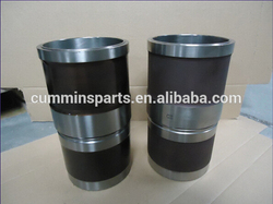 6CT high quality diesel truck engine parts cylinder liner 3800328 3948095