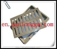 Surface water drain grate /cast iron sewer grate/grill grate