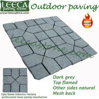 Landscape pavers lowes granite stone