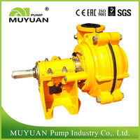 Centrifugal Ash Mud Sand Gravel End Suction Slurry Pump
