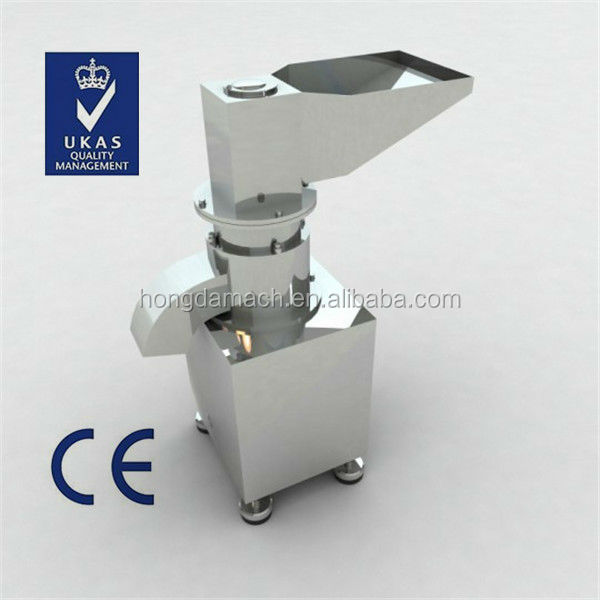 Instant milk tea powder grinding machine