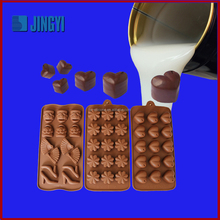 High Quality Safty Addition silicone rubber for chocolate mold making