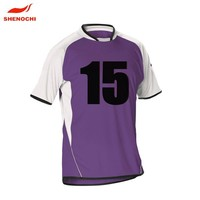 Customize great quality cheap price football jersey online