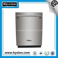 Buitl in style 24inch used commercial dishwasher for sale