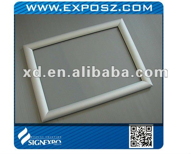 waterproof aluminum snap frame
