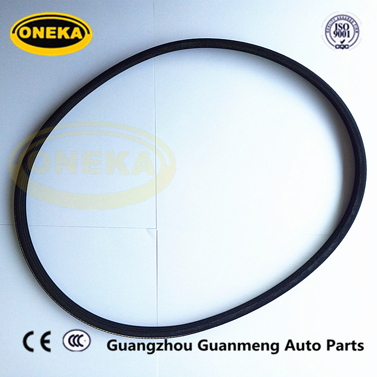 4PK1055 V-Ribbed Belt Timing drive belt of korean auto car parts for HYUNDAI / HONDA / MITSUBISHI / RENAULT / CHERY TIGGO