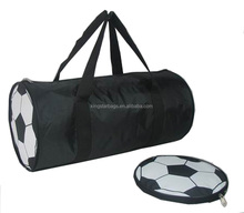 Advertising Football Club Folable Bag Foldable Travel Bag Polyester Foldable Bag