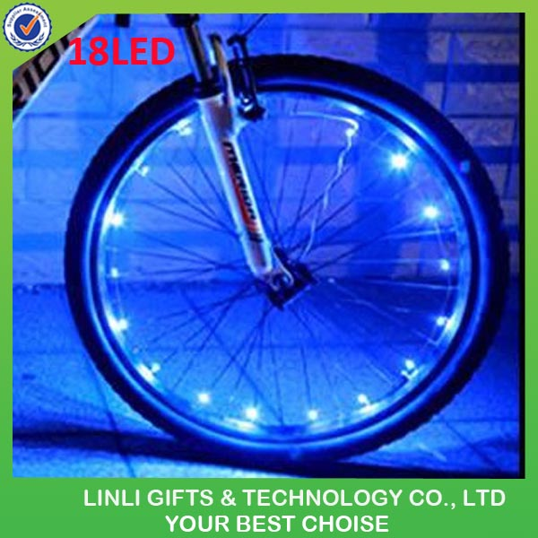 waterproof hot wheel bicycle glow wheel