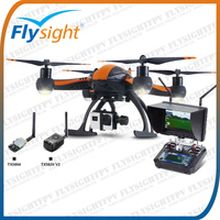 G2614 Flysight F350 RTF rc Drone Combo 2.4Ghz 8 CH rc drone /W gps unmanned aerial vehicle quad copter drone with camera