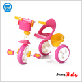 Hot Sale kids tricycle with back seat Children Tricycle