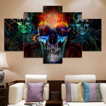 dropship printed digital oil painting canvas wall art prints from custom photos