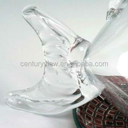 Clear Glass Fish Shaped Hand Blown Fish Bowls Coffee Table Aquarium Buy Coffee Table Aquarium