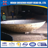 Nuclear Power Plant forged dish head