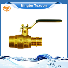 Factory Price Wholesale Products pfa lined ball valve