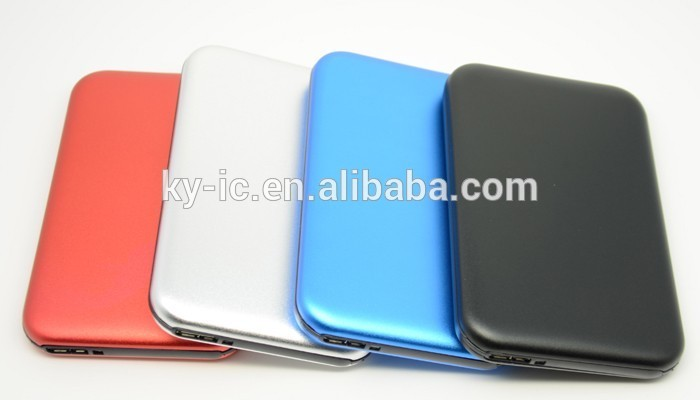 "2.5"" Portable External Hard Drive 500GB"